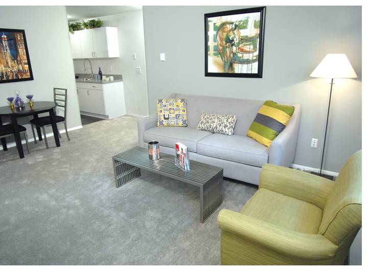 Renovated Apartments in Royal Oak - Free WIFI | Metropolitan Flats - metro-lafayette-interior